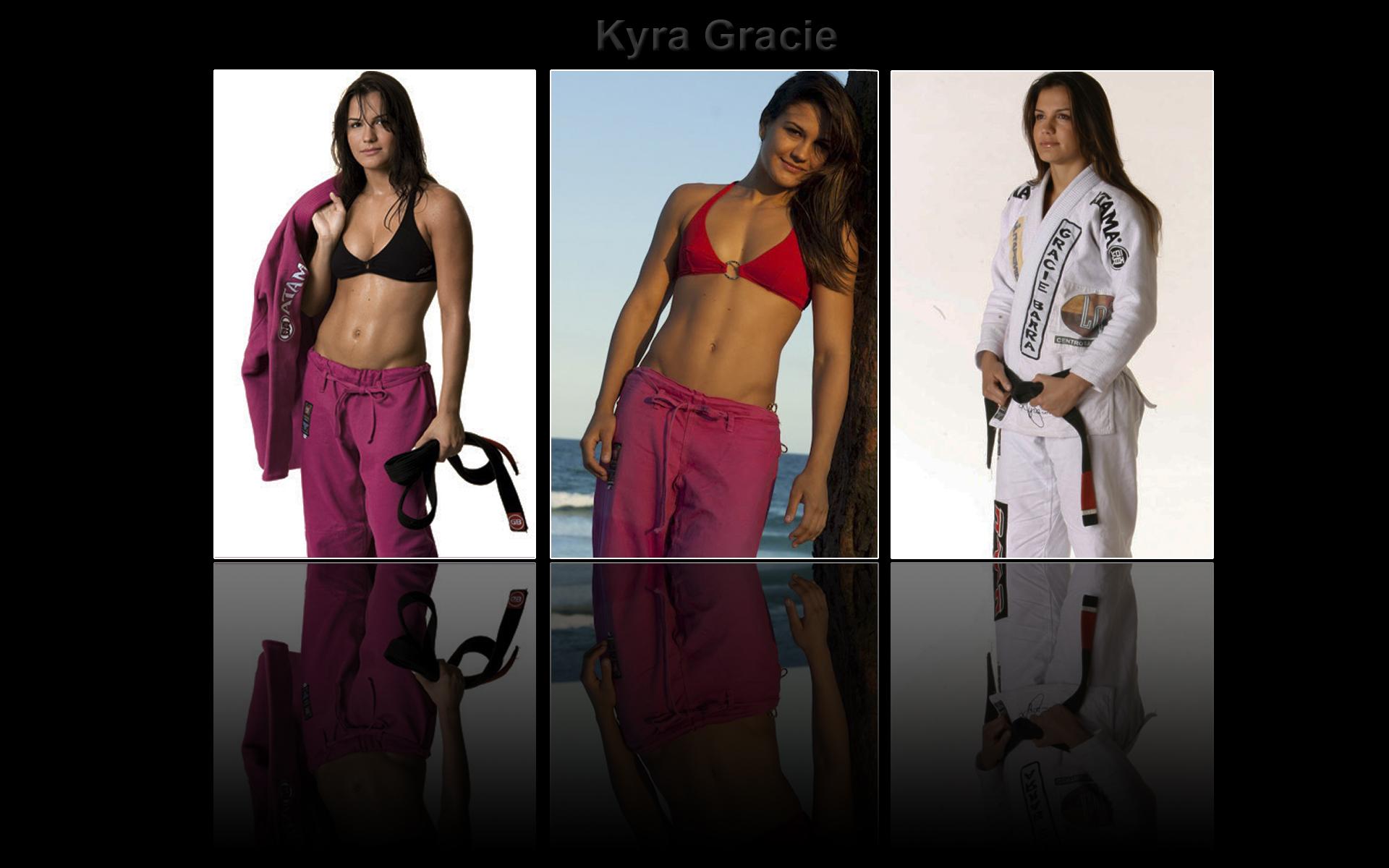Kyra Gracie Wallpaper 3 By Balhirath