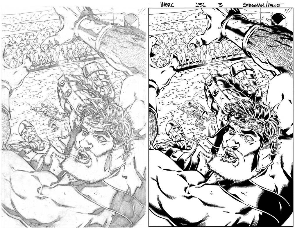 Incredible Hercules 131 pg 3 by terrypallot