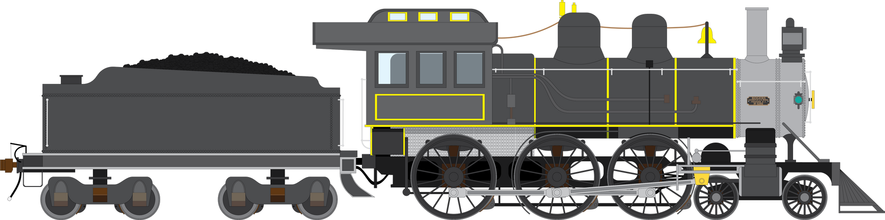 Steam Locomotive Drawings by vincentberkan on DeviantArt