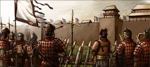 Siege by Maqiangk