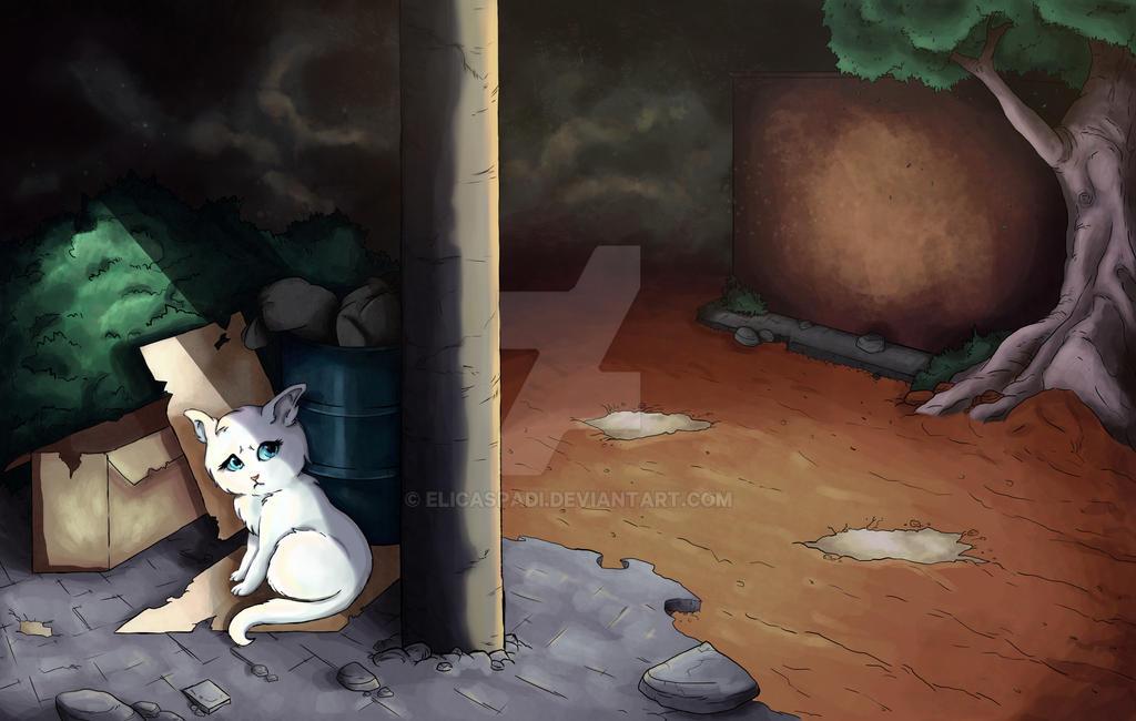CAT Tor by EliCaspadi