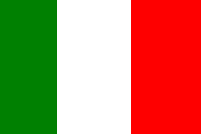 The Italian Flag by LionHart94