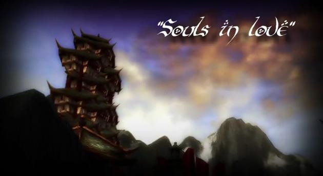 [WoW - Guild Wars Machinima] Souls in love by LittleHamsterGirl