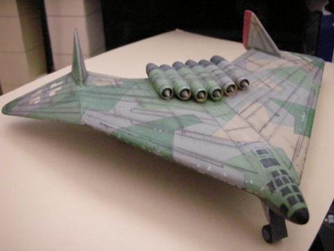 E555 Arado pic2 by Rekalnus