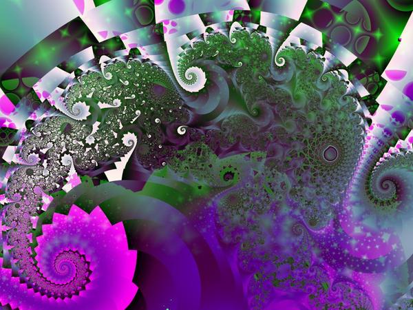 coloured dreams 1 by trillu