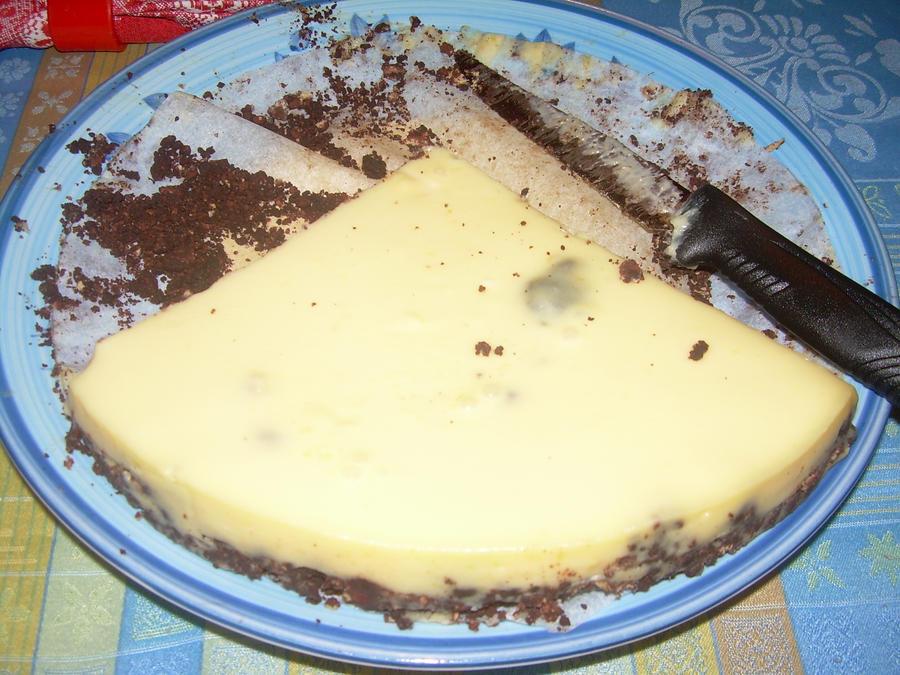 cheesecake .. kinda by trillu