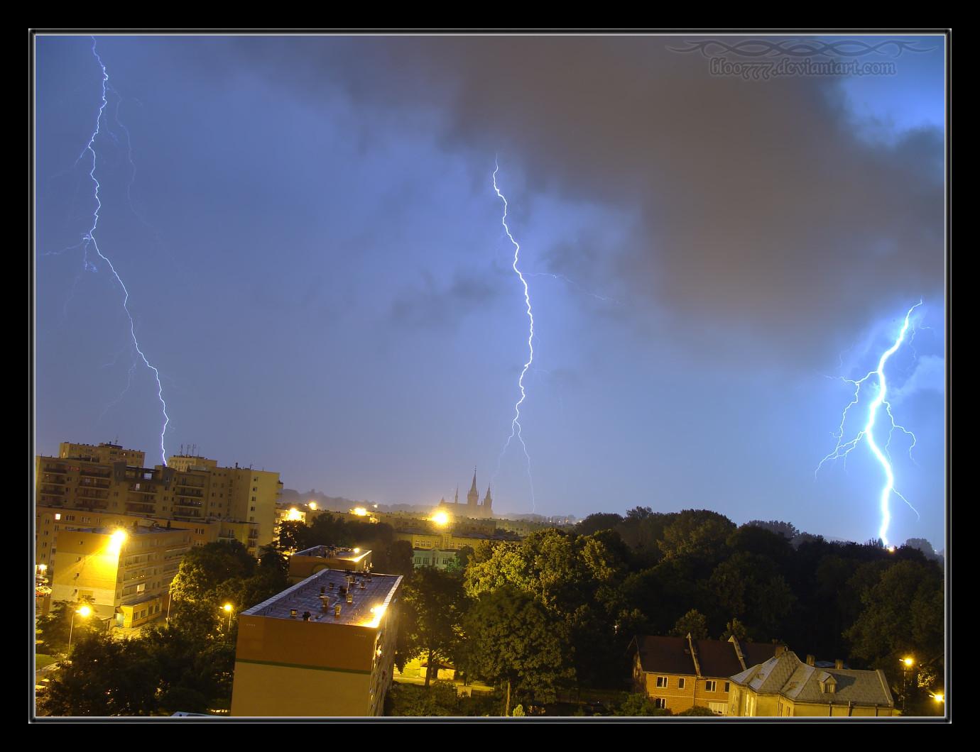 2009.07.08 Lightning VII Lodz