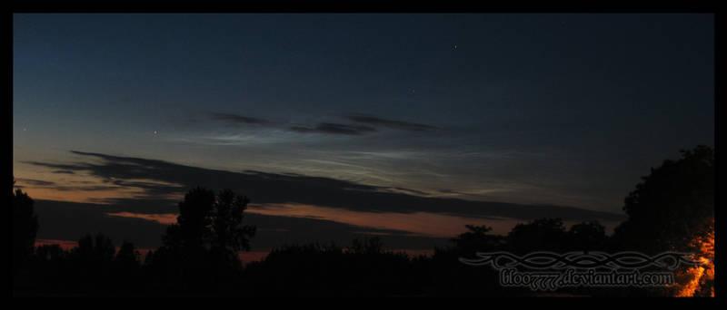 2011.07.09 Noctilucent Clouds