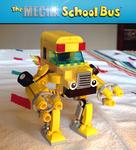 The Mecha School Bus