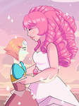 Pearl and Rose by JennaArtz