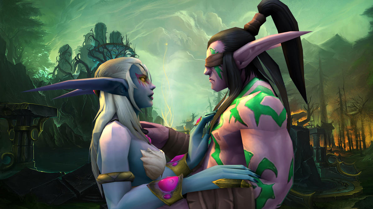 Warcraft azshara hentai sexy photo