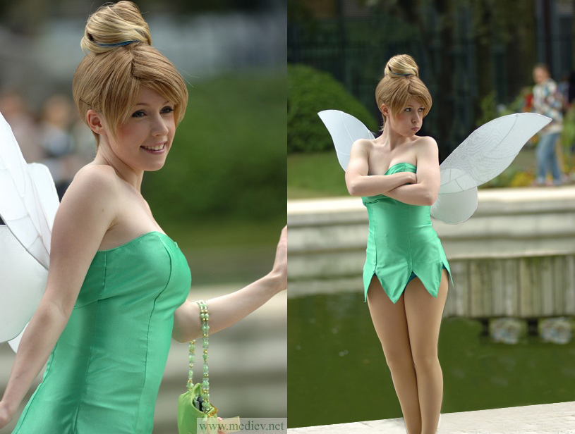 Tinkerbell By Clefchan On Deviantart