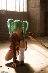 Ryofu Housen cosplay by clefchan