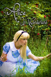 Alice in wonderland by clefchan
