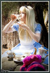 Tea Party Alice