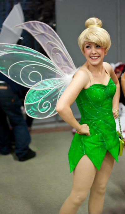 My name is Tink by clefchan