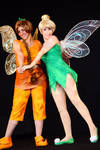 TinkerBell Fawn cosplay