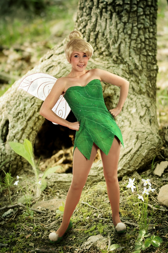 TinkerBell cosplay new3 by clefchan ...  sc 1 st  DeviantArt & TinkerBell cosplay new3 by clefchan on DeviantArt