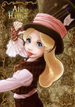 Alice Hatter: mad as a hatter