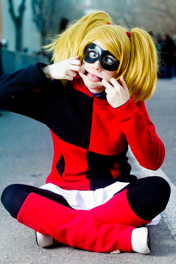 Silly Harley by clefchan