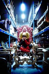 Harley's throne
