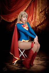 Super Girl new 52 by clefchan
