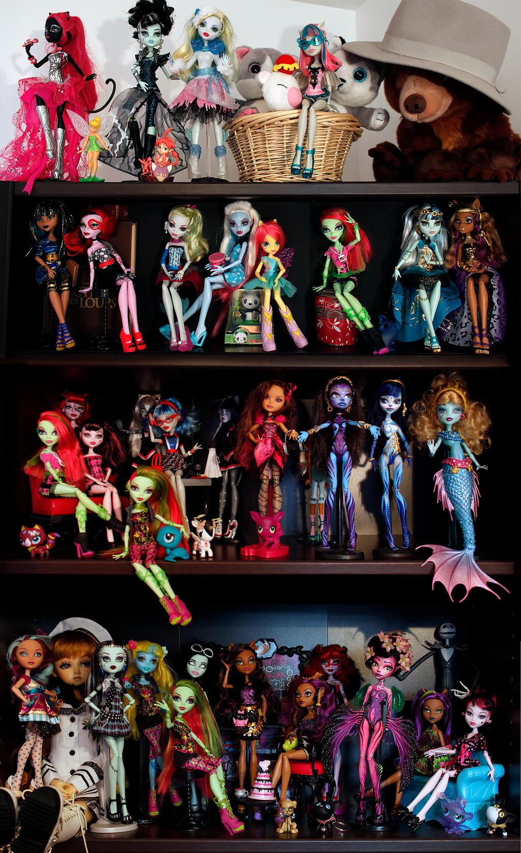 collection monster high by clefchan