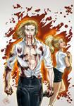 True Blood Eric and Sookie