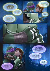 TMNT Comic Apritello I understand nothing 09 by clefchan