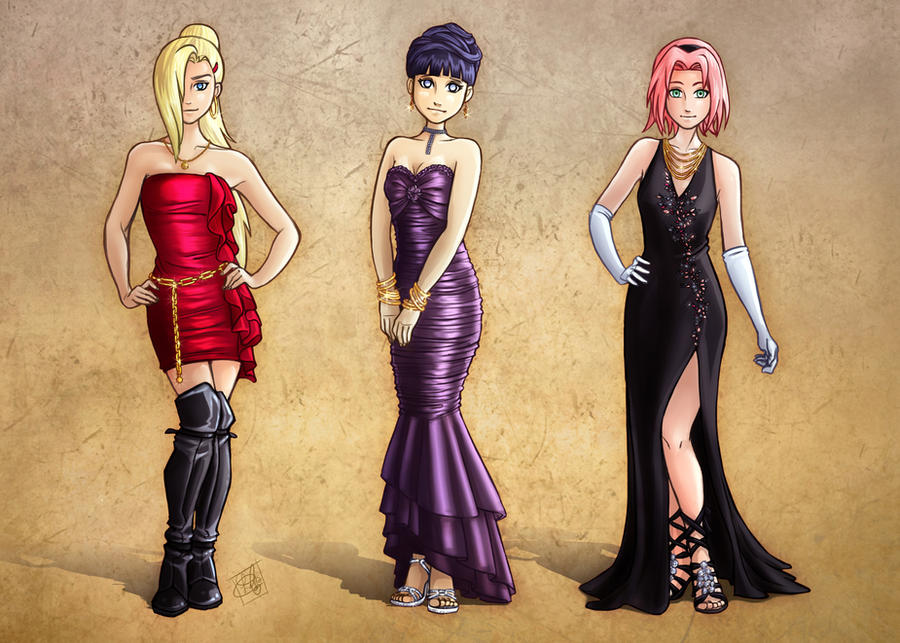 Naruto sex dress up