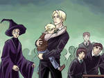 Draco and James
