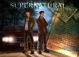 Supernatural by clefchan