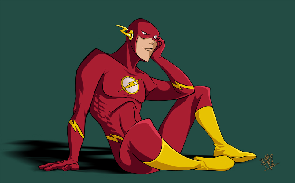 The Flash by clefchan