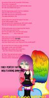 Anti-Mary Sue Thank You by Karuiru