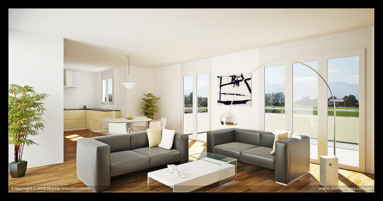Simply Interior by diegoreales