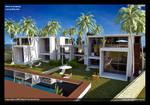 W.I.P Exterior houses