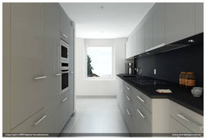 Exterior Building 2 Kitchen by diegoreales