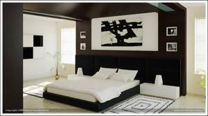 Dreamed Bedroom third render