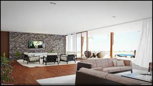 Quinta House Interior