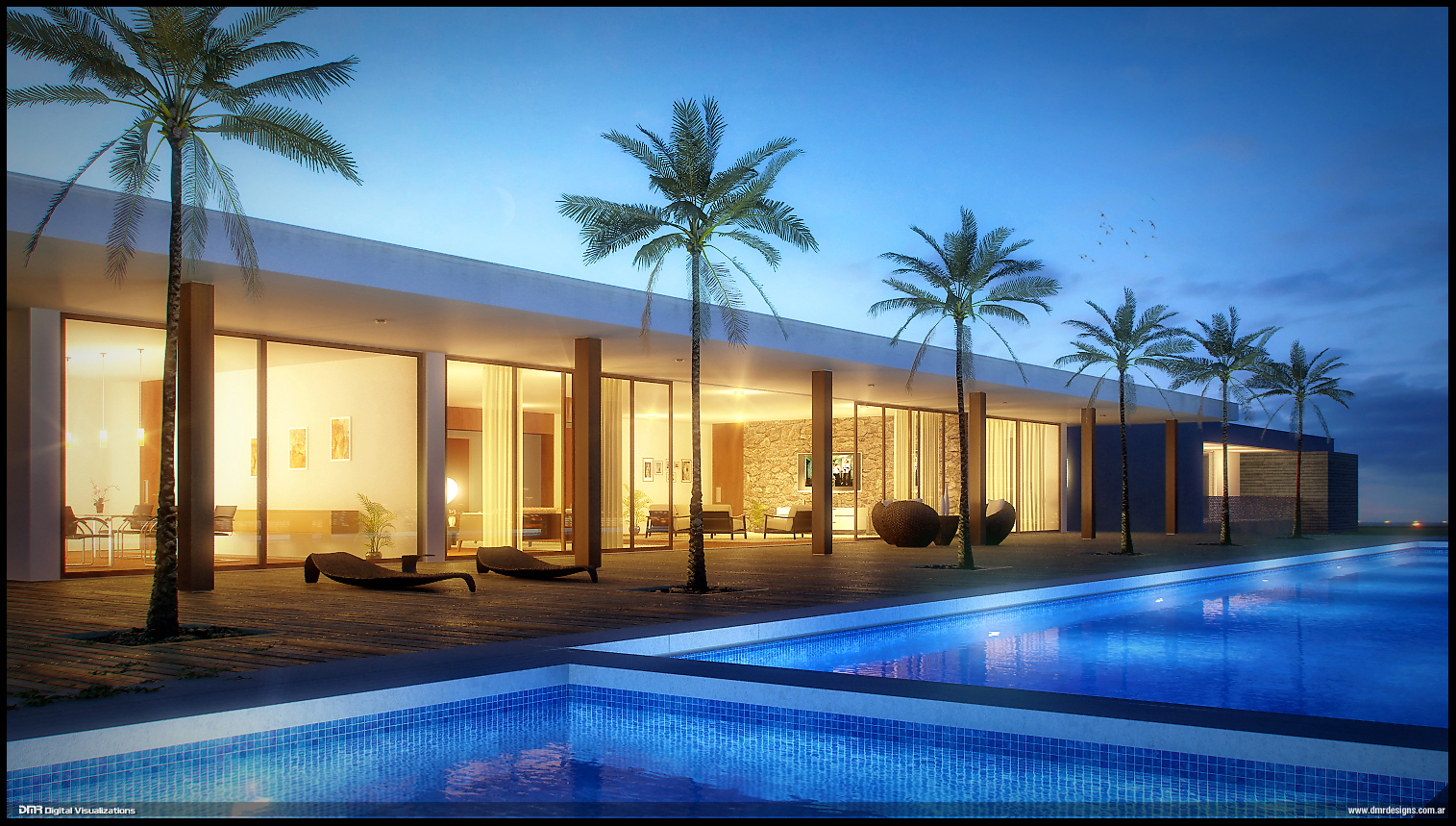 exterior night rendering vray 3ds max. quinta house exterior by diegoreales night rendering vray 3ds  sc 1 st  Yourrights.co Is a Great Content!!! & Exterior Night Rendering Vray 3ds Max. Using Exterior Lighting To ... azcodes.com