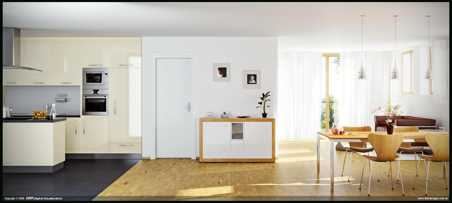 Apartment House Interior
