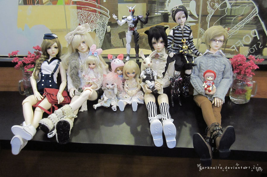 Dollmeet @Poffstory by darknaito