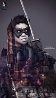 DC cosplay ~ Robin