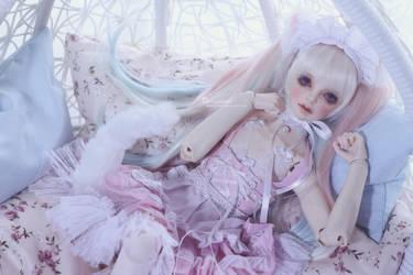 Kikyou - cat maid by darknaito