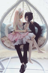 Suzakyou - Cat's love words by darknaito