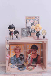 Banana Fish Merch