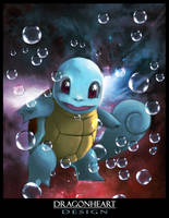 Squirtle Fanart by CorazondeDragon