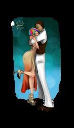 Vendini and Eden by Rainbow-Of-Lycoris