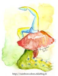 Champignon by Rainbow-Of-Lycoris
