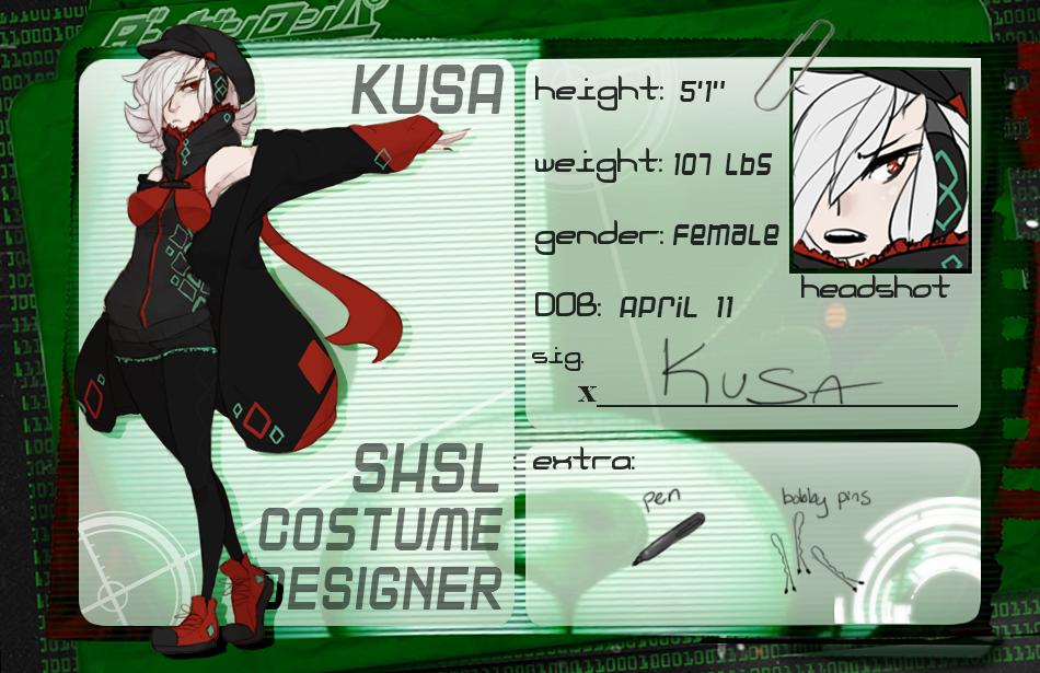HPA: .:SHSL Costume Designer:. by Forestii